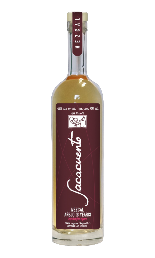 Sacacuento Mezcal Aged 3 Years